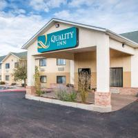 Quality Inn Colorado Springs Airport, hotel near Colorado Springs Airport - COS, Colorado Springs