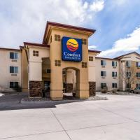 Comfort Inn and Suites Rifle, hotel in Rifle