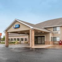 Comfort Inn Grand Junction I-70, hotel near Grand Junction Regional (Walker Field) - GJT, Grand Junction