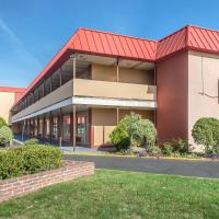 Econo Lodge West Haven, hotel in West Haven