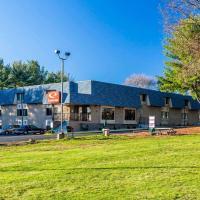 Econo Lodge Milldale-Southington – hotel w mieście Plantsville