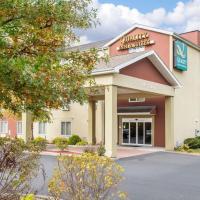 Quality Inn & Suites Meriden, hotel em Meriden