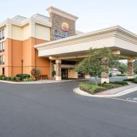 Comfort Inn and Suites Newark, hotel in Newark