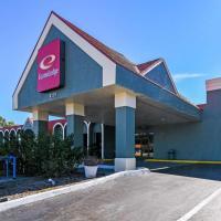 Econo Lodge Busch Gardens Tampa, hotel en Tampa