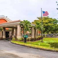 Quality Suites Fort Myers - I-75, hotel near Southwest Florida International Airport - RSW, Fort Myers