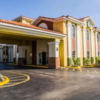 Quality Inn Airport - Cruise Port、タンパのホテル