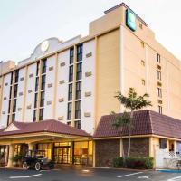 Comfort Inn Oceanside Deerfield Beach, hotel in Deerfield Beach