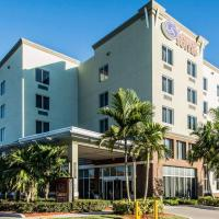 Comfort Suites Miami Airport North, hôtel à Miami près de: Aéroport international de Miami - MIA