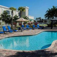 Quality Inn & Suites Near Fairgrounds & Ybor City, hotel in Tampa