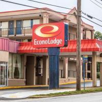 Econo Lodge Airport, hotel near Hartsfield-Jackson Airport - ATL, Atlanta