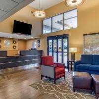Comfort Inn Sandy Springs – Perimeter, hotel in Atlanta