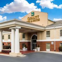 Quality Inn & Suites Decatur - Atlanta East, hotel in Decatur