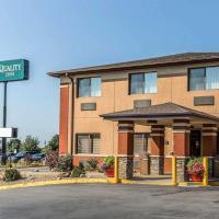 Quality Inn at Collins Road - Cedar Rapids, hotel in Cedar Rapids