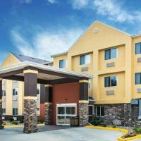 Comfort Inn & Suites Waterloo – Cedar Falls, hotel in Waterloo