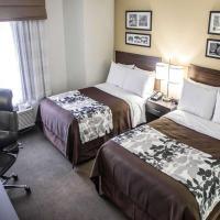 Sleep Inn Tinley Park I-80 near Amphitheatre-Convention Center, hotel u gradu 'Tinley Park'