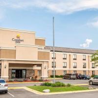 Comfort Inn Bourbonnais, hotel di Bourbonnais