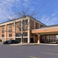 Quality Inn and Suites Matteson, hotel in Matteson