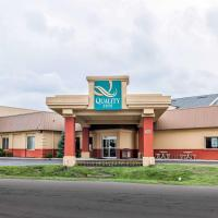 Quality Inn East Indianapolis, hotel in Indianapolis East, Indianapolis