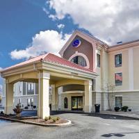 Comfort Suites Ocean City, отель в Оушен-Сити