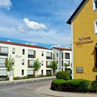 St. Georg - Business Hotel, Hotel in Regensburg