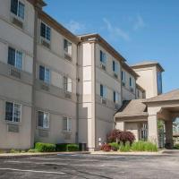 Sleep Inn & Suites Lake of the Ozarks, hotel in Camdenton