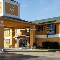 Quality Inn Ozark, hotel v destinaci Ozark