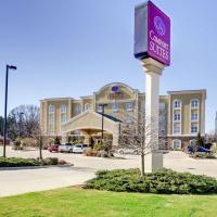 Comfort Suites Vicksburg, hotel in Vicksburg