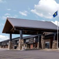 Copper King Convention Center, Ascend Hotel Collection, hôtel à Butte