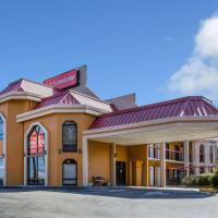 Econo Lodge Hendersonville, hotel in Hendersonville