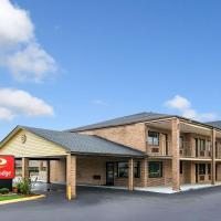 Econo Lodge Weldon - Roanoke Rapids, hotel in Weldon