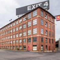 Econo Lodge Manchester, hotel in Manchester