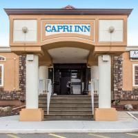 Rodeway Capri Inn, hotel near Teterboro - TEB, Little Ferry