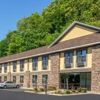 Quality Inn near Mountain Creek, hotel in Vernon