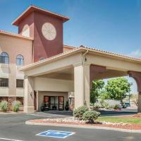 Quality Inn & Suites Albuquerque West, hotel in Albuquerque