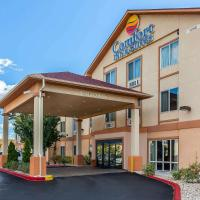 Comfort Inn & Suites Airport Reno, hotel in Reno