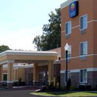Comfort Inn & Suites Saratoga Springs, hotel in Saratoga Springs