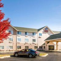 Comfort Suites Columbus West - Hilliard, hotel in Columbus
