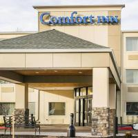 Comfort Inn Mayfield Heights Cleveland East, hotel in Mayfield Heights