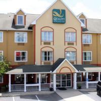 Quality Inn & Suites Cincinnati Sharonville