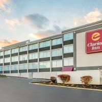 Clarion Inn Dayton Airport, hotel in Englewood