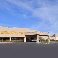 Quality Inn Oklahoma City Airport, hotel near Will Rogers World Airport - OKC, Oklahoma City