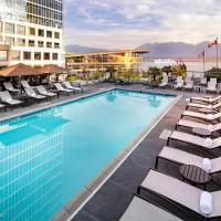 Fairmont Waterfront, hotel in Coal Harbour, Vancouver