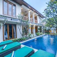 Ubud Tropical Garden 2, отель в Убуде