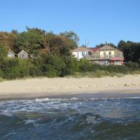 Арт-Деревня Витланд, отель в Балтийске