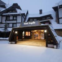Angella Hotel & Residence, отель в Копаонике