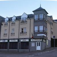 Bank Street Lodge, hotel in Fort William