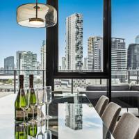 Melbourne City Apartments - Teri, hotel in South Melbourne, Melbourne