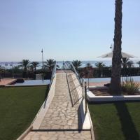 Luxury Beach front apartment