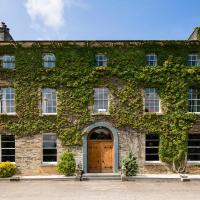 Hammet at Castell Malgwyn, hotel in Cardigan
