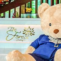 The forest hotel pattaya, hotel in Pattaya South